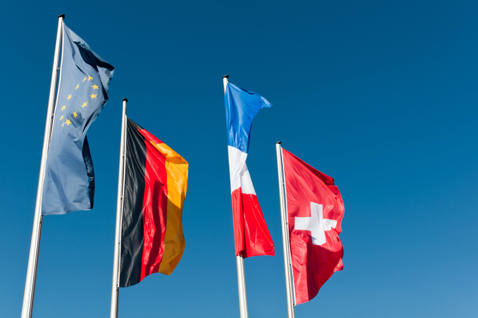 Flags Europe