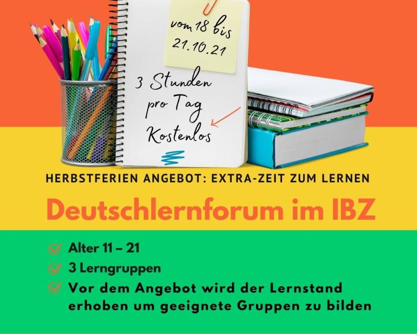 IBZ Deutschlernforum